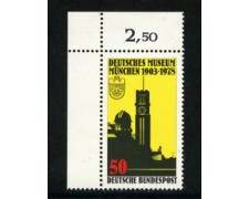 1978 - LOTTO/19001 - GERMANIA - DEUTSCHES MUSEUM - NUOVO