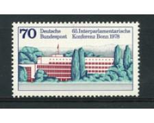 1978 - LOTTO/19005 - GERMANIA - UNIONE INTERPARLAMENTARE - NUOVO