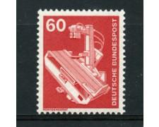 1978 - LOTTO/19008 - GERMANIA - 60p. INDUSTRIA E TECNICA - NUOVO
