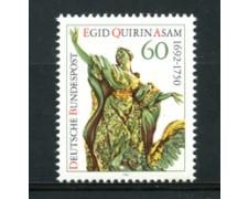 1992 - LOTTO/19019 - GERMANIA - EGID QUIRIN ASAM - NUOVO