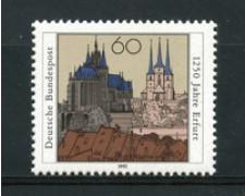 1992 - LOTTO/19022 - GERMANIA - CITTA' DI ERFURT - NUOVO