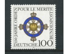 1992 - LOTTO/19024 - GERMANIA - ORDINE PER IL MERITO - NUOVO