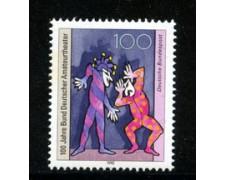 1992  - LOTTO/19027 - GERMANIA - COMPAGNIE TEATRALI - NUOVO