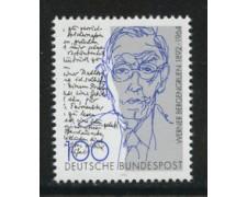 1992 - LOTTO/19031 - GERMANIA - WERNER BERGENGRUEN - NUOVO