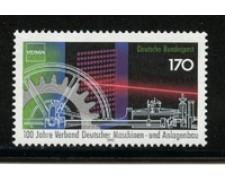 1992 - LOTTO/19033 - GERMANIA - ASSOCIAZIONE COSTRUTTORI - NUOVO