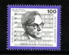 1992 - LOTTO/19034 - GERMANIA - HUGO DISTLER - NUOVO