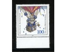 1992 - LOTTO/19035 -  GERMANIA - GIORNATA FRANCOBOLLO - NUOVO