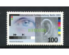 1993 - LOTTO/19066 - GERMANIA - SALONE DELLA RADIO - NUOVO