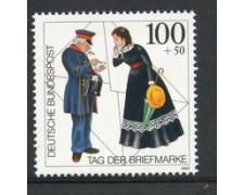 1993 - LOTTO/19067 - GERMANIA - GIORNATA FRANCOBOLLO - NUOVO