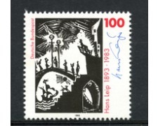 1993 - LOTTO/19069 - GERMANIA - HANS LEIP - NUOVO