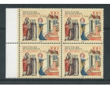 1993 - LOTTO/19070Q - GERMANIA - SANTA EDVIGE - QUARTINA
