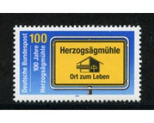 1994 - LOTTO/19095 - GERMANIA - HERZOGSAGMUHLE - NUOVO