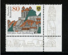 1994 - LOTTO/19104 - GERMANIA - CITTA' DI QUEDLINBURG - NUOVO
