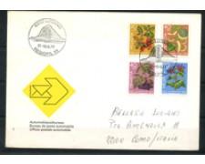 1977 - LOTTO/19132 - SVIZZERA - ESPOS. REGIOFIL LUGANO - BUSTA
