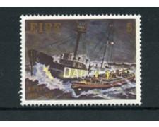 1974 - LOTTO719215 - IRLANDA - BATTELLI DI SALVATAGGIO - NUOVO
