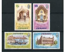 1977 - LOTTO/19223 - JERSEY - COLLEGIO VICTORIA 4v. - NUOVI
