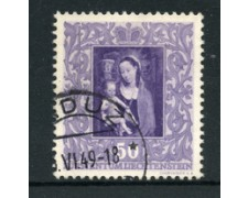 1949 - LOTTO/19232 - LIECHTENSTEIN - 50r. QUADRO DI MEMLING - USATO