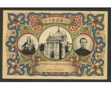 1929 - LOTTO/19411 - BEATIFICAZIONE DI DON BOSCO