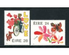 1987 - LOTTO/19453 - IRLANDA - AMORE 2v. - NUOVI