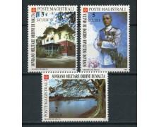 1988 - LOTTO/19514 - SMOM -  ESPLORAZIONE  DI LUIGI DI SAVOIA 3V. -  NUOVI