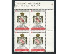 1988 - LOTTO/19517Q - SMOM - ELEZIONE DI FRA' BERTIE - QUARTINA