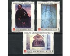 1988 - LOTTO/19563 - S.M.O.M. - VESTIGIA 3v. - NUOVI