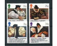 1988 - LOTTO/19639 - GRAN BRETAGNA - TRADUZIONE BIBBIA 4v. - NUOVI