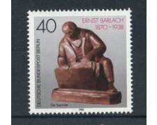 1988 - LOTTO/19991 - BERLINO  - ERNEST BARLACH - NUOVO