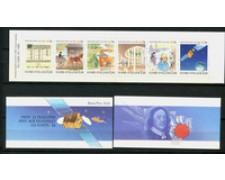 1988 - LOTTO/19993 - FINLANDIA - SERVIZIO POSTALE - LIBRETTO