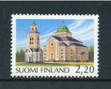 1988 - LOTTO/20092 - FINLANDIA - CHIESA DI KERIMAKI - NUOVO