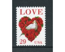 1994 - LOTTO/20305 - STATI UNITI - LOVE - NUOVO