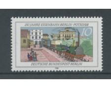 1988 - LOTTO/20312 - BERLINO - FERROVIA BERLINO/POTSDAM - NUOVO