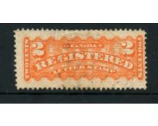 1875/88 - lotto/20484 - 2c. FRANCOBOLLO ESPRESSO - USATO