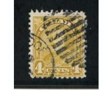 1930/31 - LOTTO/20487 - CANADA - 4cent. GIORGIO V° - USATO