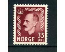 1950 - LOTTO/20537 - NORVEGIA - 35 ore RE HAAKON - LING.