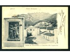 LECCO - 1900 - LOTTO/20806GA - CHIESA DI PESCARENICO - VIAGGIATA