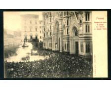 FIRENZE - LOTTO/20807GA - SCOPPIO DEL CARRO PIAZZA DUOMO - NUOVA