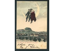 GERMANIA - 1904 - SINGEN -  VEDUTA DI SINGEN - VIAGGIATA