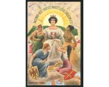 1916 - LOTTO/20819GA - CARTOLINA A COLORI INGENIO VI ET VIRTUTE - VIAGGIATA