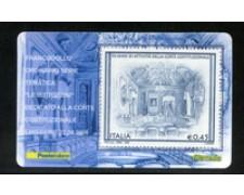 2006 - LOTTO/20974 -  REPUBBLICA - 45c. CORTE COSTITUZIONALE - TESSERA FILAT.
