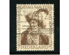 1956 - LOTTO/21292 - OLANDA - 7+5 c. BENEFICENZA - USATO