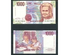 1995/98 - LOTTO/21500 - REPUBBLICA - 1000 LIRE MARIA MONTESSORI