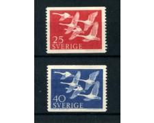 1956 - LOTTO/21920 - SVEZIA - NORDEN 2v.- NUOVI