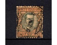 1910 - LOTTO/21983 - REGNO - 10 LIRE  FLOREALE - USATO