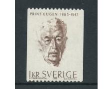 1965 - LOTTO/21922 - SVEZIA - 1 K. PRINCIPE EUGENIO - NUOVO