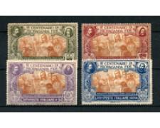 1923 - LOTTO/22038 - REGNO - PROPAGANDA FIDE 4v. - LING.