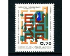 1973 - LOTTO/22152 - FINLANDIA - SICUREZZA IN EUROPA - NUOVO