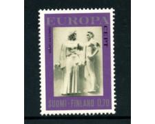 1974 - LOTTO/22153 - FINLANDIA - EUROPA  SCULTURE - NUOVO