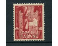 1923 - LOTTO/22198 - REGNO - 50 cent. MARCIA SU ROMA - LING.