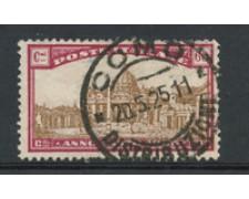 1924 - LOTTO/22231 - REGNO - 50+25c. ANNO SANTO - USATO